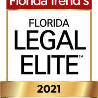 Legal Elite badge Scriven